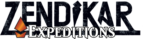 Zendikar Expeditions logo