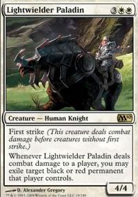 Lightwielder Paladin - Magic 2010