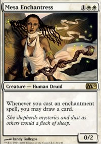 Mesa Enchantress - Magic 2010