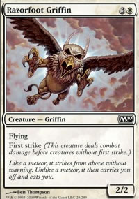 Razorfoot Griffin - Magic 2010