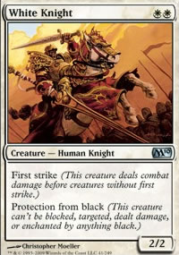 White Knight - Magic 2010