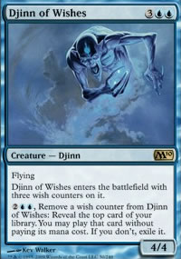 Djinn of Wishes - Magic 2010