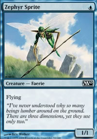 Zephyr Sprite - Magic 2010