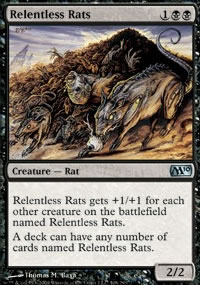 Relentless Rats - Magic 2010