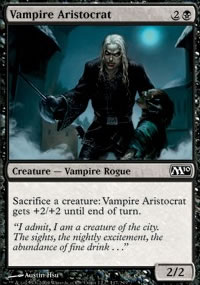 Vampire Aristocrat - Magic 2010