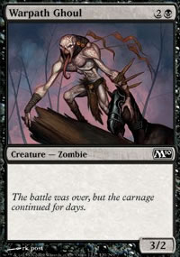 Warpath Ghoul - Magic 2010