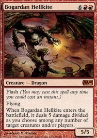 Bogardan Hellkite - Magic 2010