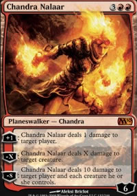 Chandra Nalaar - Magic 2010