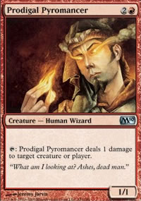 Prodigal Pyromancer - Magic 2010