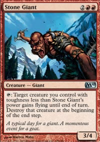 Stone Giant - Magic 2010