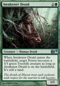 Awakener Druid - Magic 2010