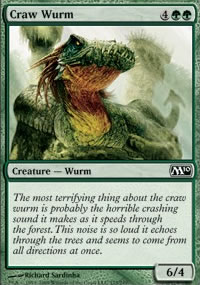 Craw Wurm - Magic 2010