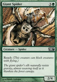 Giant Spider - Magic 2010