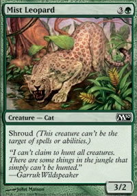 Mist Leopard - Magic 2010