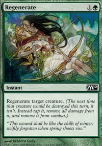 Regenerate - Magic 2010