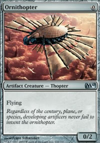 Ornithopter - Magic 2010