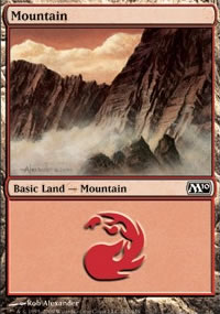 Mountain 1 - Magic 2010
