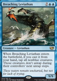 Breaching Leviathan - Commander 2014