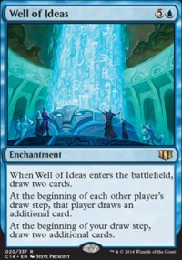 Well of Ideas - Commander 2014
