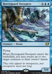 Hoverguard Sweepers - Commander 2014
