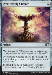Everflowing Chalice - Commander 2014