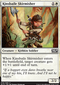 Kinsbaile Skirmisher - Magic 2015