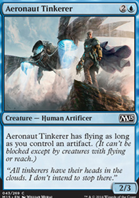 Aeronaut Tinkerer - Magic 2015