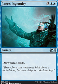 Jace's Ingenuity - Magic 2015