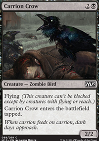 Carrion Crow - Magic 2015