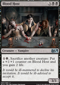 Blood Host - Magic 2015