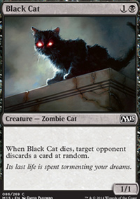 Black Cat - Magic 2015