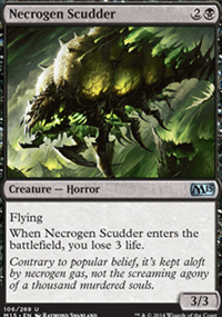 Necrogen Scudder - Magic 2015