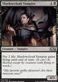 Shadowcloak Vampire - Magic 2015
