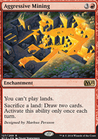 Aggressive Mining - Magic 2015