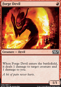 Forge Devil - Magic 2015