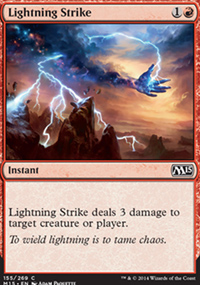 Lightning Strike - Magic 2015