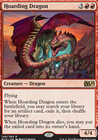 Hoarding Dragon - Magic 2015