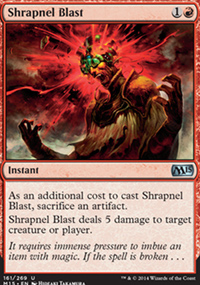 Shrapnel Blast - Magic 2015
