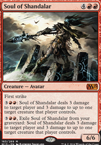 Soul of Shandalar - Magic 2015
