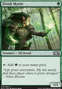 Elvish Mystic - Magic 2015