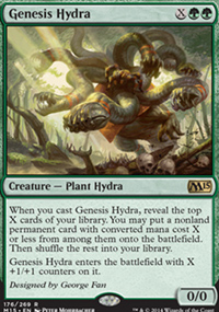 Genesis Hydra - Magic 2015