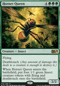 Hornet Queen - Magic 2015