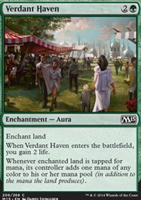 Verdant Haven - Magic 2015