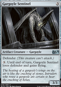 Gargoyle Sentinel - Magic 2015