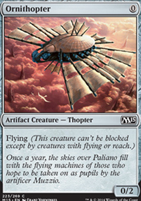 Ornithopter - Magic 2015
