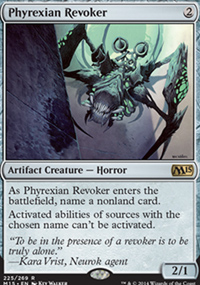 Phyrexian Revoker - Magic 2015