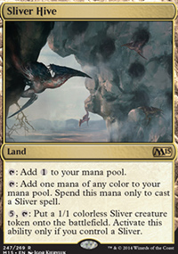 Sliver Hive - Magic 2015