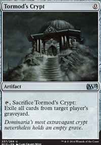 Tormod's Crypt - Magic 2015
