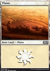 Plains 1 - Magic 2015
