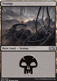 Swamp 1 - Magic 2015